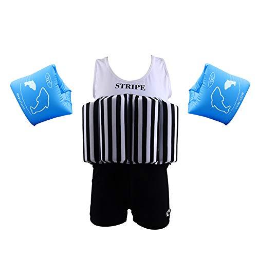 Clouthing zwempak voor kinderen, afneembare stok voor zwembad, uniseks, voor beginners