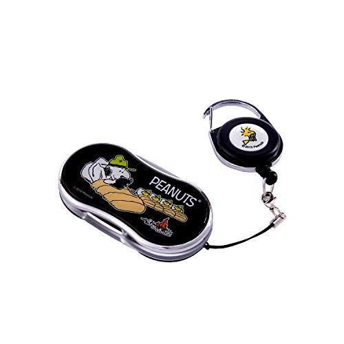 ビクセン(Vixen) ルーペ PEANUTS ( ピーナッツ ) LED ポケット 35 BLACK 75134-1