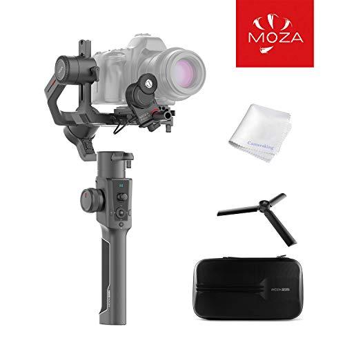 MOZA Air 2 3-Achsen Handheld Gimabl Stabilisator OLED Display Smart Time-Lapse Lens Control System für DSLRs spiegellose und Pocket Cinema Kameras 3,6 kg Traglast (MOZA Air 2)