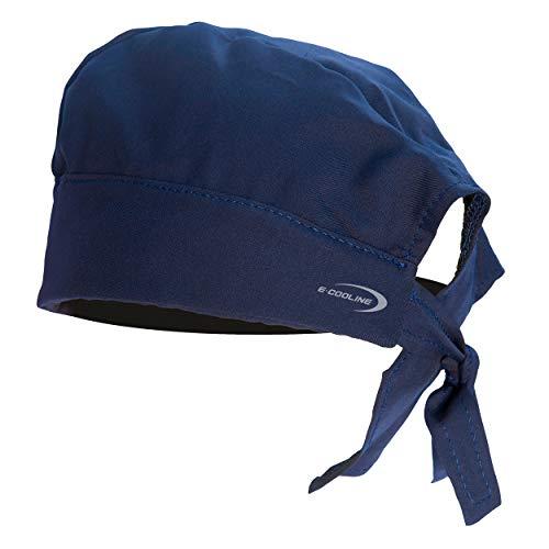 E.COOLINE Powercool SX3 Bandana (Blau, one size) - Klimaanlage zum Anziehen