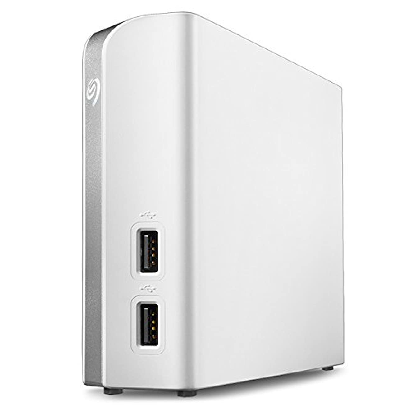 Seagate Backup Plus Hub for Mac 8TB External Hard Drive Desktop HDD – USB 3.0, 2 USB Ports, for Computer Desktop Workstation PC Laptop Mac, 2 Months Adobe CC Photography (STEM8000400)