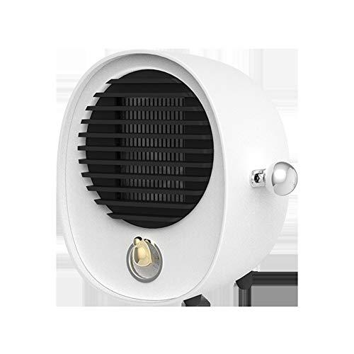 FR&RF Mini-verwarming, draagbare ruimteverwarming voor kantoor, thuis, desktopvloerbedekking binnen