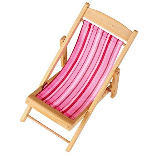 Götz 3402089 Liegestuhl für Babypuppen bis 42 cm