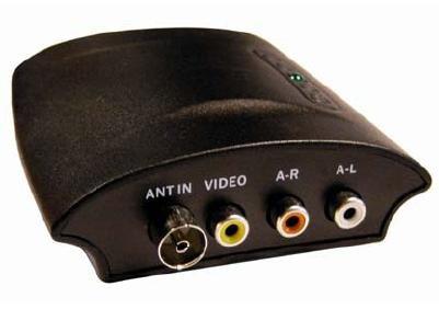 Tecatel MOD-ILL1U - Modulador doméstico Illusion UHF + Mezcla 1 Entrada, Color Negro (VHF)