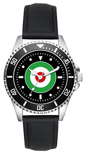 KIESENBERG Uhr - Iran Teheran Islam Luftwaffe Geschenk Artikel Idee Fan L-20901