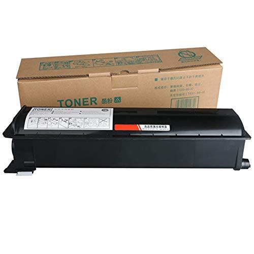 YCYZ Modelo T-1640C Reemplazo de Cartucho de tóner Compatible para Toshiba 163 165 203 205 166 167 206 207 237 Copiador Digital Gran Capacidad Negro