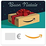 Buono Regalo Amazon.it - Digitale - Pacco Amazon di Natale