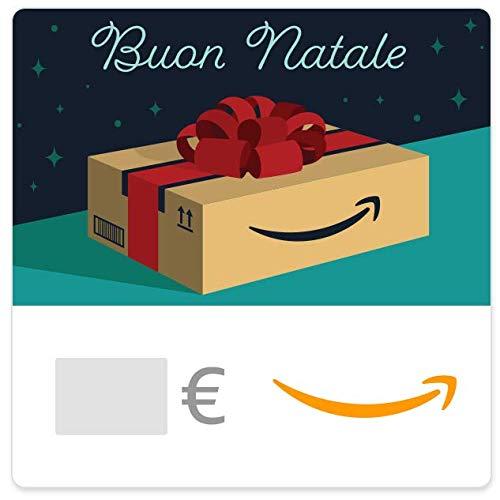 Buono Regalo Amazon.it - Digitale - Pacco Amazon di Natale