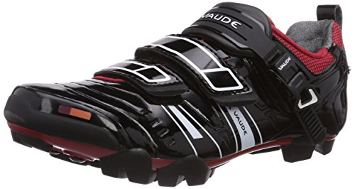 VAUDE, Exire Pro Rc, Unisex Adults' Road Biking Shoes, Schwarz (black), 46 EU (11.5 UK)