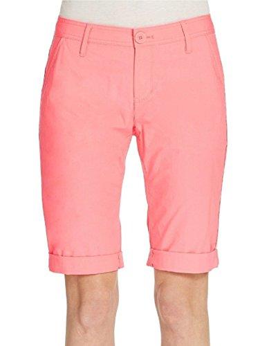 DKNY Jeans Women's Bermuda Walking Shorts (14, Coral)