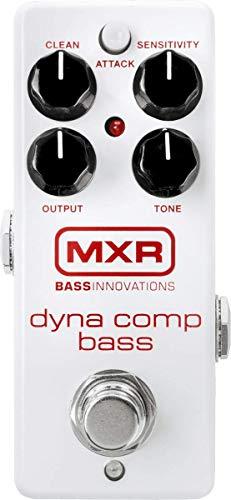 MXR M282 Bass Dyna Comp Mini Compressor Bass Effects Pedal