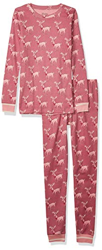 Set Pigiama Bambina Hatley Long Sleeve Printed Pyjama Sets