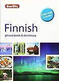 Berlitz Phrase Book & Dictionary Finnish - Inc. Berlitz International