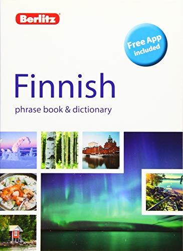 Download Berlitz Phrase Book & Dictionary Finnish (Bilingual dictionary) 1780044917