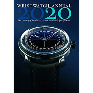 Fashion Shopping Wristwatch Annual 2020: The Catalog of Producers, Prices, Models, and Specifications