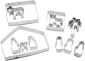 Birkmann 145092 Ausstechformen-Set Krippenspiel