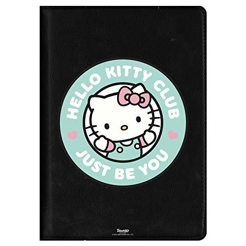 Personalaizer Funda para Tablet Universal 10 Pulgadas (Tablet 10) - Hello Kitty Producto Oficial (Tablet 10 - Hello Kitty Just be You)