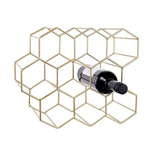Butlers Cubicle Weinregal für 9 Flaschen L 36 x H 30cm