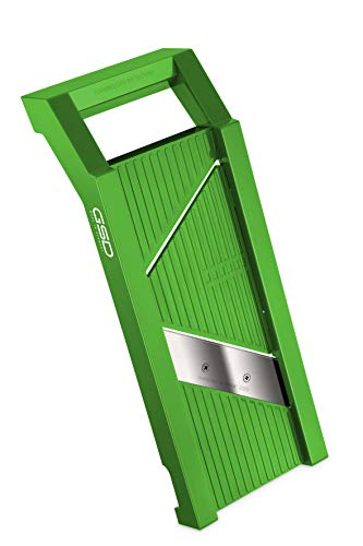 G S D Haushaltsgeräte G S D Universal 30021 Gemüsehobel, Kunststoff, grün