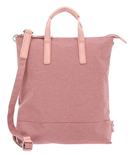 Jost Bergen X-Change (3in1) Bag XS Borsa a zainetto rosa antico