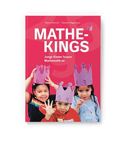 Mathe-Kings: Junge Kinder fassen Mathematik an mit  pädogischen Fachmagazins, Verlagsprogramm und Werbefaltblättern