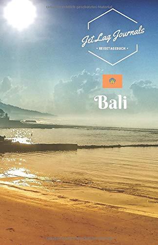 Bali Reisetagebuch: Urlaubstagebuch zum Selberschreiben | Reisetagebuch zum Ausfüllen und Selbstgestalten für den Bali Urlaub