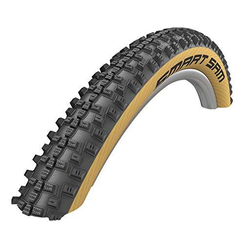 Schwalbe Unisex– Erwachsene Smart Sam HS476 Fahrradreife, schwarz, 29x2.25''