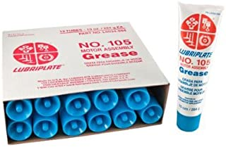 LUBRIPLATE Engine Asssembly Grease C105 Case Of 12