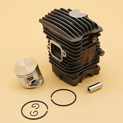 SYCEZHIJIA Conjunto de pistón de Cilindro de 40mm Apto para Stihl MS211 MS211C MS 211, Piezas de Repuesto de Motosierra de Gas para jardín PN 1139020 1202 (Size : MS211 40MM)