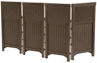 fence enclosures for garbage cans
