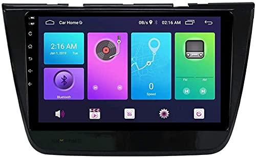 Navegación GPS para MG ZS 2017-2019 SWC Sistema de la Unidad Principal 4G WiFi BT Link de USB CARPLAY Android DE Android DE CARPLAY Stereo SATER Nav
