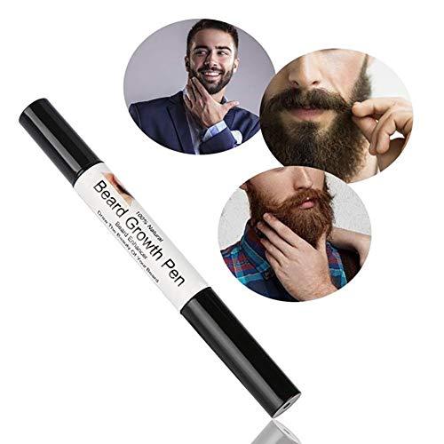 Scopri offerta per 1PC Penna per la crescita della barba barba crescita penna uomini liquido barba crescita penna uomini viso barba capelli baffi barba riparazione riparazione crescita penna barba crescita penna