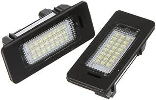para B-MW E82 E88 E90 E90N E91 E92 E93 E46 E39 E60 E60N E61 E61 E70 E71 chifans Kit de luz LED Trasera para matr/ícula de Coche