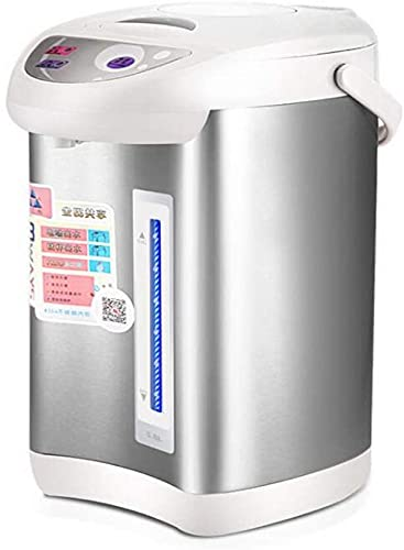 FGDFGDG Hervidor eléctrico de 5.0 l, dispensador de Agua Caliente instantáneo con Filtro, hervor rápido, Ventana de visualización del Nivel de Agua, Tres vías de Agua, Apagado automático - 750 W