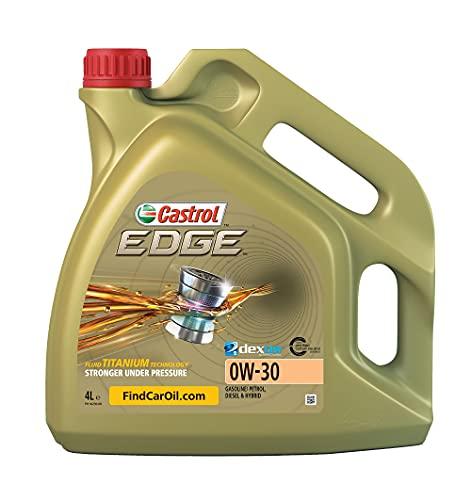 Castrol EDGE Forza Fluid Technology 0W-30 Olio motore 4L