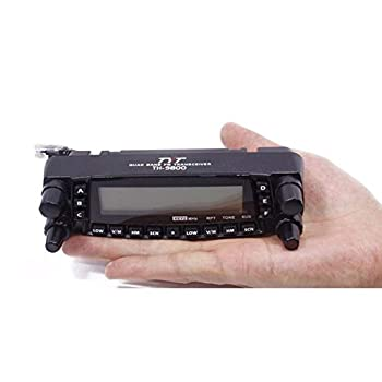 The Front Panel of Qual Band Mobile Radio TYT TH-9800 Plus
