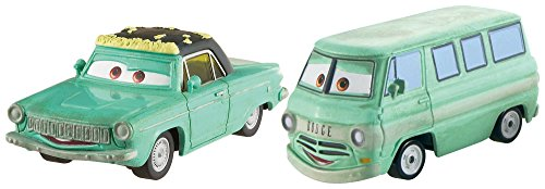 Mattel - DKV59 - Véhicule de Jouet - Disney Pixar Cars - 3 année(s), Enfant - 2 Pièces - 50,8 mm - Coloris / Modèle Assortis