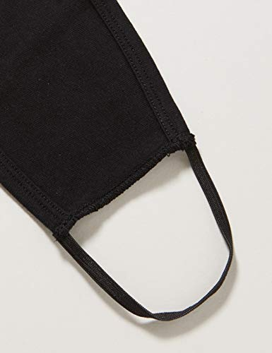 Oscar Apparels Kids Reusable Face Mask, 100% BCI Cotton with Elastic Loop