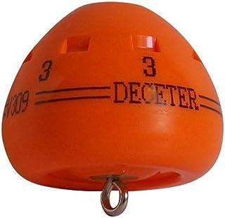 浮動ウキ DECETER(ディセター) オレンジ Mサイズ 3番