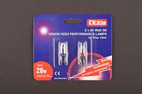 PK228W G9Xenon Lampe