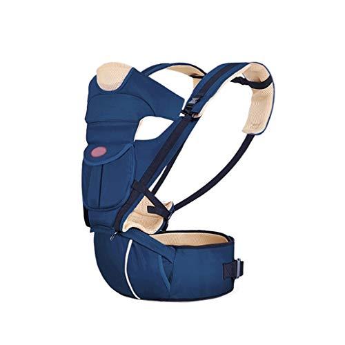 Sangle de Taille pour bébé, Tabouret de siège Multifonctionnel Quatre Saisons en Coton ( Color : B )