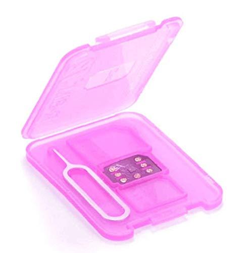 RSIM 12+ 2018 R-SIM-Karte Nano Unlock für iPhone X / 8/7/6 / 6s / 5S / 4G iOS 12 11 Lot