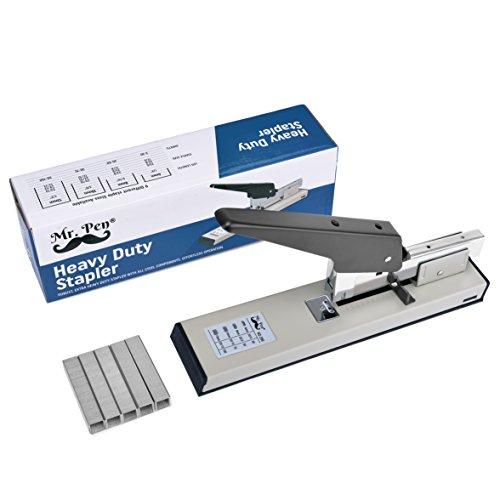 Mr. Pen- Heavy Duty Stapler with 1000 Staples, 100 Sheet High Capacity, Office Stapler, Desk Stapler, Big Stapler, Paper Stapler, Commercial Stapler, Large Stapler, Industrial Stapler, Heavy Stapler Photo #7