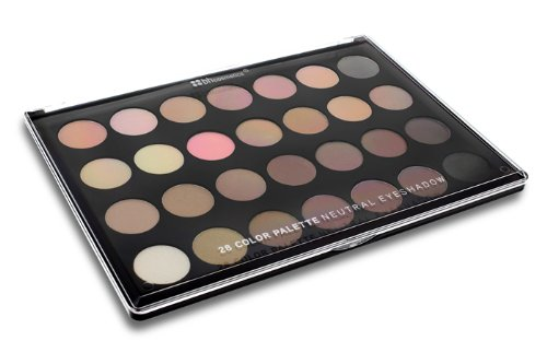 28 Neutral Color Eyeshadow Palette