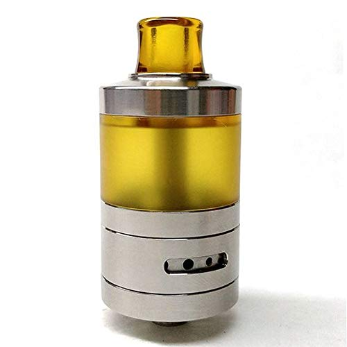 Coppervape 316SS MTL to DL Integra 22mm RTA Rebuildable Tank Atomizer (god)