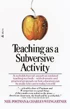 Best teaching as a subversive activity Reviews
