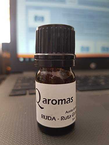 Aceite Esencial de RUDA (ruta graveolens Oil) - 5ml - 100% Puro