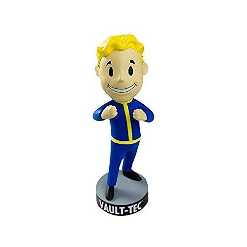 Fallout 3: Vault Tec Pip Boy Unarmed Bobblehead Figure Toy - 5
