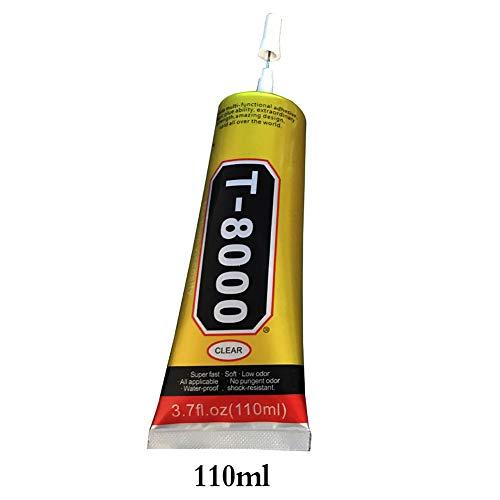 ROKOO T7000/T8000 Lijm Epoxy Hars Duidelijke Lijm Naald Type Telefoon Scherm Reparatie Tool