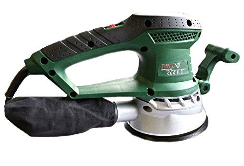 Exzenterschleifer 300 W 125 mm DWT SWISS AG rotary sander